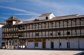Mayor Square from Tembleque, Spain — Stock fotografie