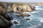 View CAPE BLANCO ( Cantabrian sea ) Asturias — Stock Photo