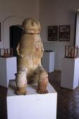 Funerary urn female MACAPA (AMAZONAS ) BRAZIL — Stock Photo