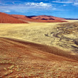 A view from the une 45 near sossusvlei & sesriem namibia — Stock Photo #8302692