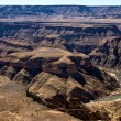 Central view of the fish river canyon south namibia - Lizenzfreies Foto