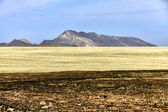 Montanhas do namib naukluft deserto áfrica namíbia — Fotografia Stock