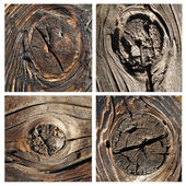 Old wooden backgrounds — Stock Photo