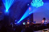 Narcotango живой концерт — Стоковое фото