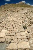 Way to Mount Nemrut, Eastern Turkey — Stock Photo