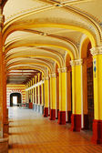 Old Casino corridor — Foto Stock