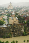 Cloudy day in Tbilisi, Georgia — Stock Photo