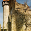 Old cistercian church in Carta, Transylvania, Romania — Stock Photo