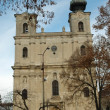 Stock Photo: Armeniruined church in Transylvania