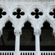 Stock Photo: Architectural details in St Mark's Square in Venice
