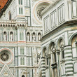 Stock Photo: Dome of Florence, architectural details. Italy