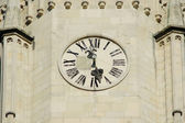 Clock tower in Cluj Napoca, Romania — ストック写真