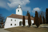 Reformed Castle Church — Stock Photo