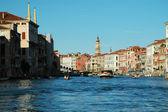 京杭运河在威尼斯,意大利 — 图库照片