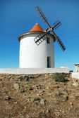 Ancien moulin en capo grosso, de cap corse, de corse. — Photo