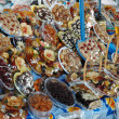 Royalty-Free Stock Photo: Candies and dried fruits in Yerevan market, Armenia