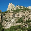 Purcaraccia canyon, Corsica, France — Stock Photo