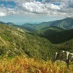 Inland Corsica mountains — Stock Photo #8413925