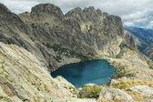 Capitellu lake, Corsica — Stock Photo