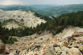 Open Cast Gold Mine, Romania — Foto de Stock