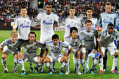 The team of Schalke 04 — Stock Photo