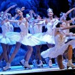 The russian Sankt Petersburg State Ballet on Ice — Stock Photo #8586100