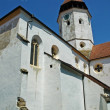 Prejmer fortified churh, Transylvania - Stock Photo