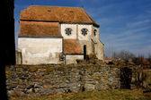 Old cistercian church in Carta, Transylvania, Romania — Stock Photo