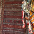 Stock Photo: Ancient Turkish carpet, Anatolia
