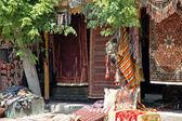 Ancient Turkish carpets, Anatolia — Stock Photo
