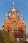 Nikol'skiy catedral cristiana en pokrovskiy hot'kov convento — Foto de Stock