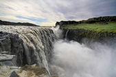 Dettifoss waterfall — Stock Photo