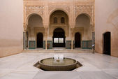 Arabian architecture — Stock Photo