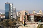 Parc de Joan Miro — Stock Photo