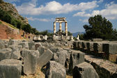 Ruins of Delphi — Stock Photo