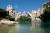 Old Bridge of Mostar — Stock Photo