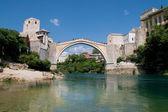 Old Bridge of Mostar — Stock Photo