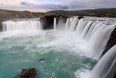 Godafoss waterfall — Stock Photo