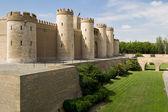 Aljaferia Palace — Stock Photo