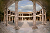 Palace of Charles V — Stock Photo