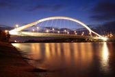 La barqueta most — Zdjęcie stockowe