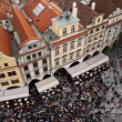 Prague Old Town Square — Stock Photo #8463874
