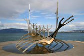 Solfar, the Sun Voyager — Stock Photo