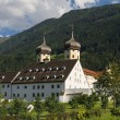 Stock Photo: Stams Monastery