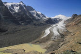 Pasterze glacier — Stock Photo