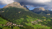 Val Fiorentina - Selva di Cadore — Stock Photo
