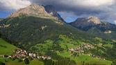 Val Fiorentina - Selva di Cadore — Stock Photo