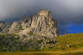 Gusela del Nuvolau — Stock Photo