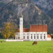 Royalty-Free Stock Photo: Bavarian church
