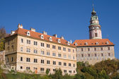 Castle of Cesky Krumlov — Stock Photo